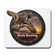 Duck Hunting Mousepad