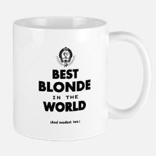 The Best in the World – Blonde Mugs