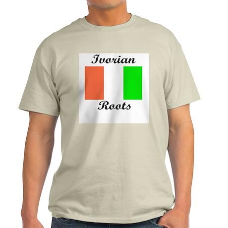 Ivorien roots Light T-Shirt