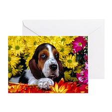 BH Boq calendar Greeting Card
