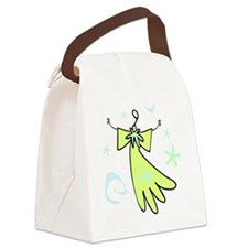 angel Canvas Lunch Bag