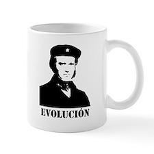 darwin flip flops Mug