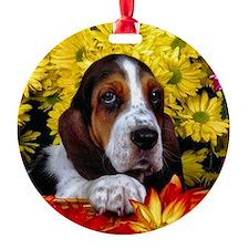 BH Boq note Ornament