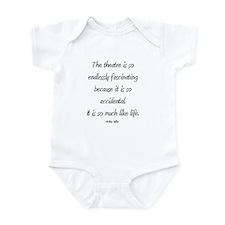 Arthur Miller Infant Bodysuit