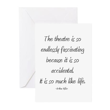 Arthur Miller Greeting Cards (Pk of 10)