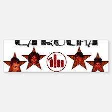 fanlogosmaller Sticker (Bumper)