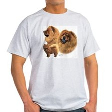 Chow Multi T-Shirt