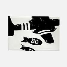 Slaughterhouse Five - Kurt Vonneg Rectangle Magnet