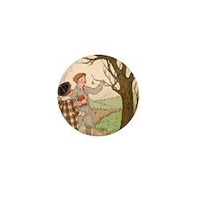 autumn Mini Button