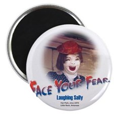 Face Your Fear Magnet