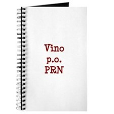 Vino P.O. PRN Journal