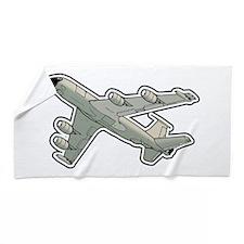 Air force sac Beach Towel