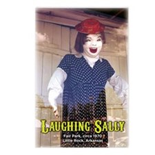 Laughing Sally Full Postcards (Package of 8)