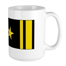 Lt. JG Board Ceramic Mugs