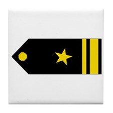 Lt. JG Board Tile Coaster
