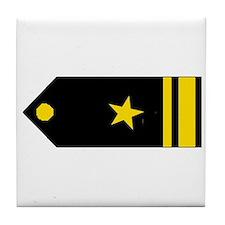 Lt. JG Board Tile Coaster
