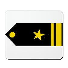 Lt. JG Board Mousepad
