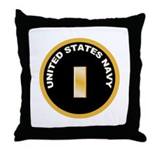 Ensign Throw Pillow