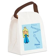 princess Canvas Lunch Bag