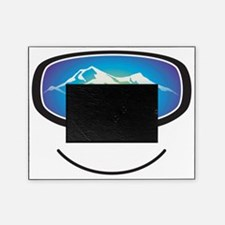goggle black Picture Frame