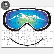 goggle black Puzzle