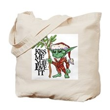 christmas elf copy Tote Bag