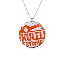 Ukulele Everywhere Necklace