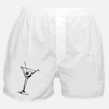 Martini_8Ball_9x12_framed_panel_print Boxer Shorts