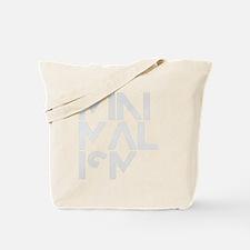 minimalism stacked HR Tote Bag
