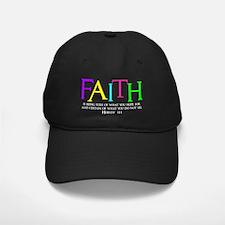 neon multi, Hebrew 11_1 Baseball Hat