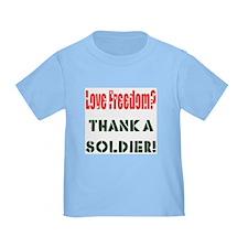 Thank Soldier T