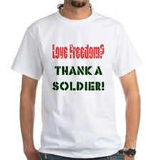 Thank Soldier T-shirt