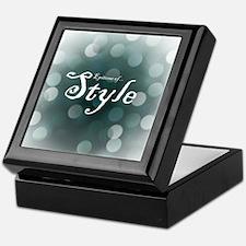 epitome of style Keepsake Box