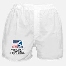 Ameri/Scot Boxer Shorts