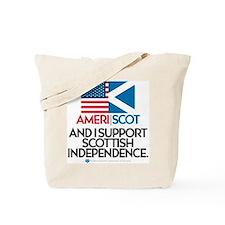 Ameri/Scot Tote Bag