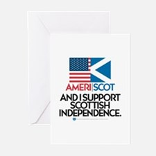 Ameri/Scot Greeting Cards (Pk of 10)