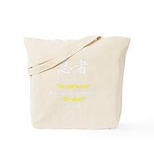 Im-a-Ninja Tote Bag