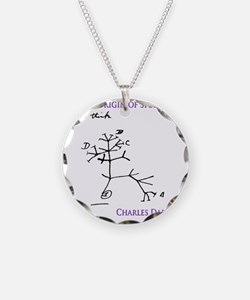 darwin-tree Necklace