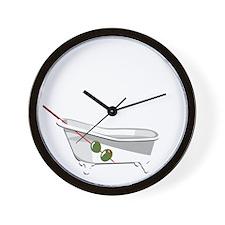 20111113_Phish_BathtubGin-Shadow Wall Clock