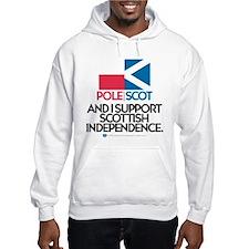 Pole/Scot Hoodie