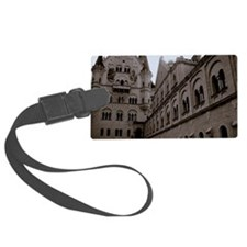 Neuschwanstein Luggage Tag