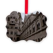 Neuschwanstein Ornament