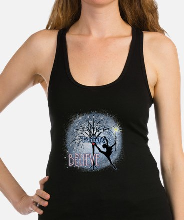 twilight believe dancer by twib Racerback Tank Top