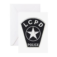 LCPD Greeting Cards (Pk of 10)