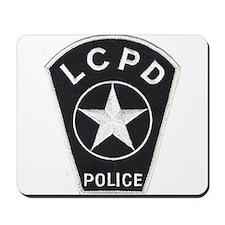 LCPD Mousepad