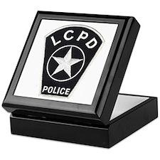LCPD Keepsake Box