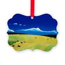 Leyden Hayfield Ornament
