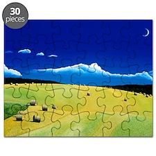 Leyden Hayfield Puzzle