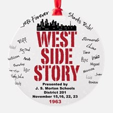 New West Side Ornament