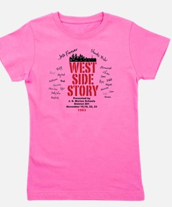 New West Side Girl's Tee